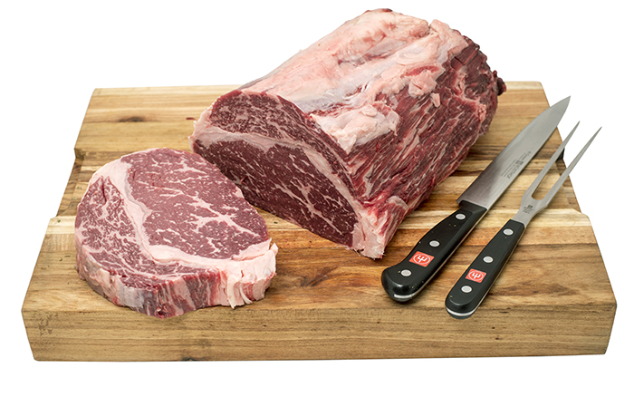Wagyu Beef SA Chef Auction Chef's food Beef Marbled